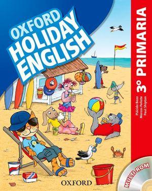 (12) 3 EP HOLIDAY ENGLISH PACK 3ED