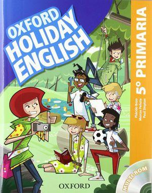 (12) 5 EP HOLIDAY ENGLISH PACK 3ED