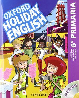 (12) 6 EP HOLIDAY ENGLISH PACK 3ED