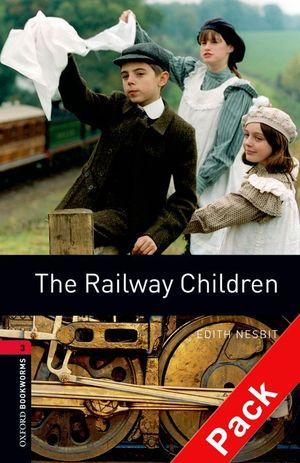 RAILWAY CHILDREN CD PK ED 08 - BOOKWORMS 3