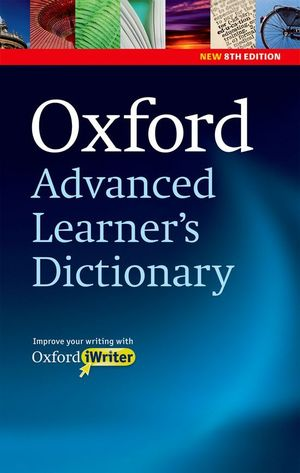 OXFORD ADVANCED LEARNER'S DICTIONARY, 8TH EDITION: PAPERBACK WITH CD-ROM (INCLUD
