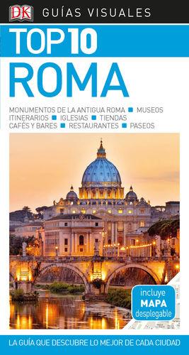 GUÍA VISUAL TOP 10 ROMA