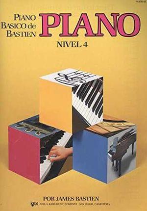 PIANO NIVEL 4 WP204E