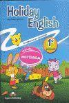 HOLIDAY ENGLISH 1º PRIMARIA