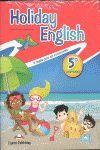 HOLIDAY ENGLISH 5º PRIMARIA