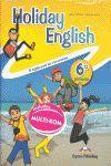 HOLIDAY ENGLISH 6º PRIMARIA EXPRESS PUBLISHING