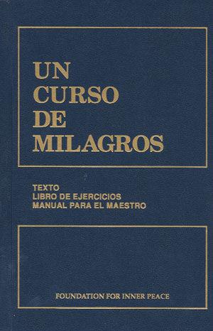 UN CURSO DE MILAGROS (TELA)