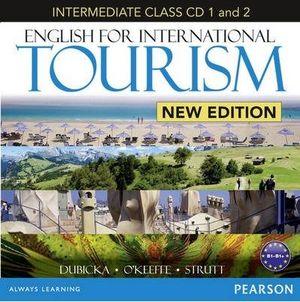 CD ENGLISH FOR INTERNATIONAL TOURISM INTERMEDIATE CLASS AUDIO CDS (2) (NE)