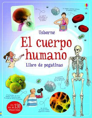 EL CUERPO HUMANO (LIBRO DE PEGATINAS)