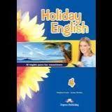 HOLIDAY ENGLISH 4RT ESO