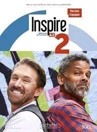 INSPIRE 2 VERSION ESPAGNE ALUMNO
