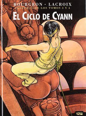 EL CICLO DE CYANN INTEGRAL. TOMOS 3 Y 4