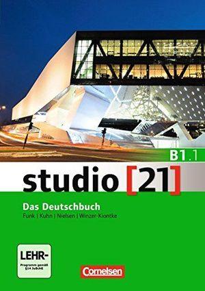 STUDIO 21 B1.1 DAS DEUTSCHBUCH