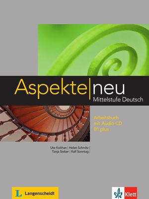 ASPEKTE NEU B1 PLUS EJERCICIOS +CD