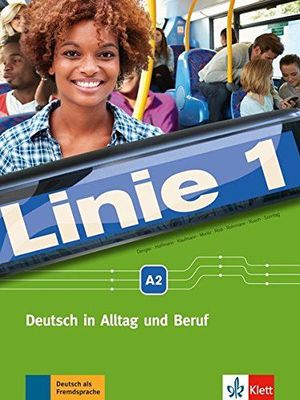 LINIE 1 A2, LIBRO DEL ALUMNO Y LIBRO DE EJERCICIOS + DVD-ROM