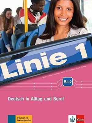 LINIE 1 B1.2, LIBRO DEL ALUMNO Y LIBRO DE EJERCICIOS + DVD-ROM