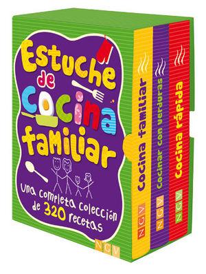 ESTUCHE DE COCINA FAMILIAR