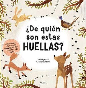 DE QUIEN SON ESTAS HUELLAS