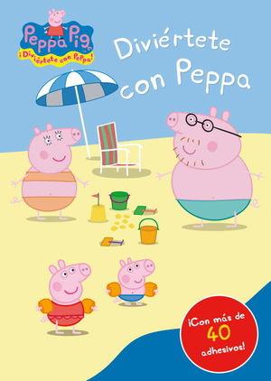 PEPPA PIG. DIVIERTETE CON PEPPA-SIN LAPI