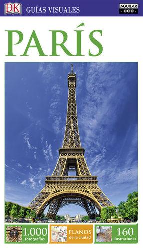 PARÍS (GUÍAS VISUALES)