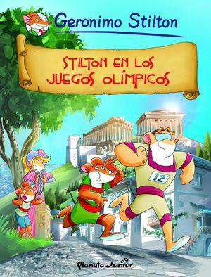 COMIC STILTON 10. STILTON EN LOS JUEGOS OLÍMPICOS