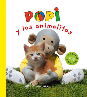 POPI Y LOS ANIMALITOS. LIBRO CON SONIDOS