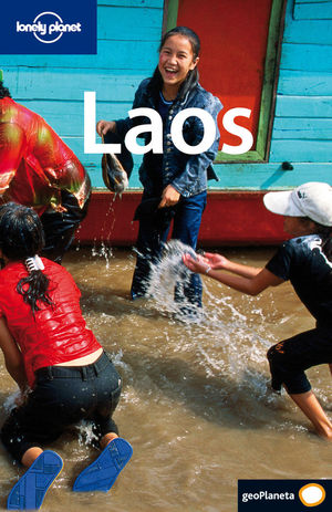 LAOS  lonely planet 2008