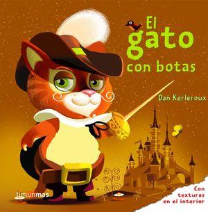EL GATO CON BOTAS (TEXTURAS)