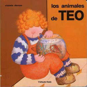 TEO.LOS ANIMALES