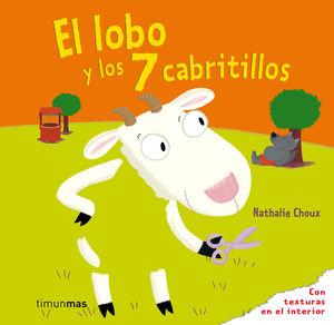 EL LOBO Y LOS SIETE CABRITILLOS (TEXTURAS)