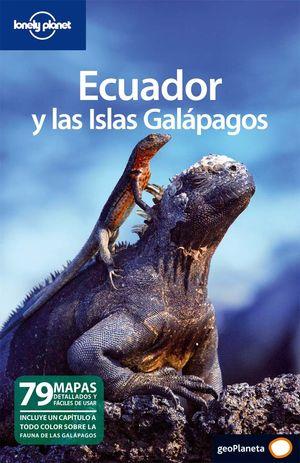 ECUADOR Y LAS ISLAS GALAPAGOS 4 (CASTELLANO)