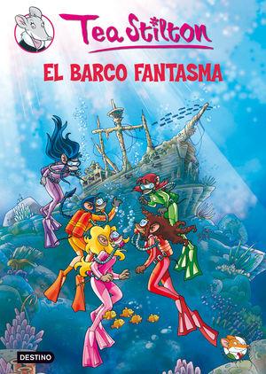 TS5. EL BARCO FANTASMA