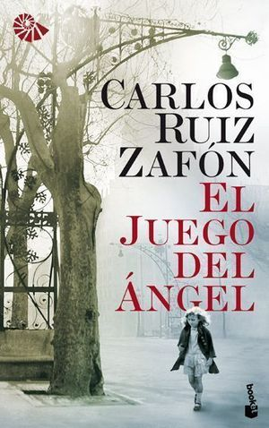 EL JUEGO DEL ANGEL. Bolsillo