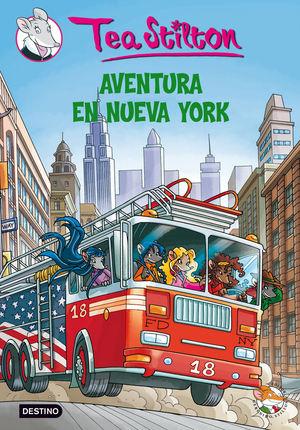 TS6. AVENTURA EN NUEVA YORK