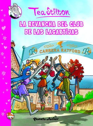 COMIC TEA STILTON 2. LA REVANCHA DEL CLUB DE LAS L