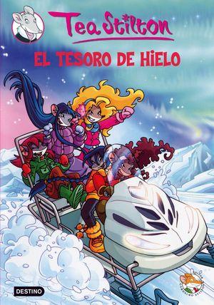 TS7. EL TESORO DE HIELO