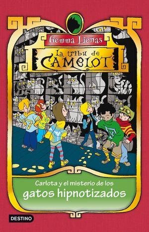 TDC6. CARLOTA Y EL MISTERIO DE LOS GATOS HIPNOTIZA