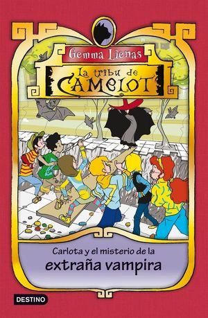 TDC7. CARLOTA Y EL MISTERIO DE LA EXTRAÑA VAMPIRA