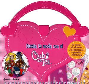 Diseña tu moda con el Club de Tea