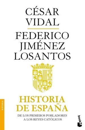 Historia de España. VOL I