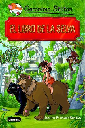 El libro de la selva : Grandes Historias