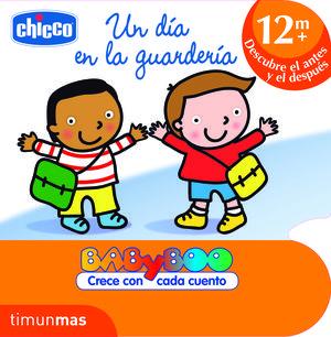 CHICCO. UN DÍA EN LA GUARDERÍA (+12 MESES)