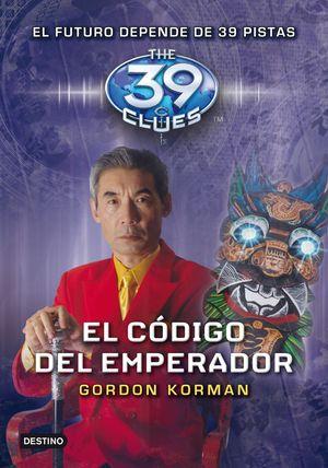 39 CLUES 8. EL CÓDIGO DEL EMPERADOR