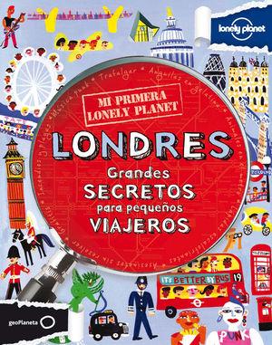 Mi primera Lonely Planet. Londres