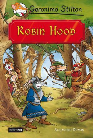GS. GRANDES HISTORIAS. ROBIN HOOD