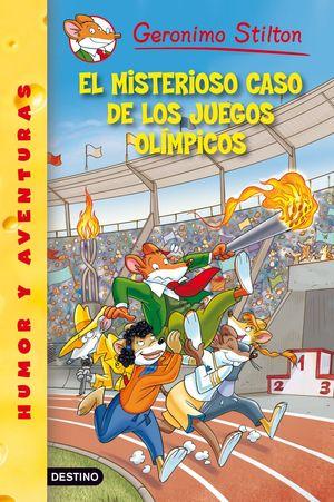 GS 47. EL MISTERIOSO CASO DE LOS JUEGOS OLÍMPICOS