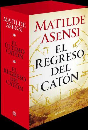 ESTUCHE MATILDE ASENSI: EL ÚLTIMO CATÓN + EL REGRESO DEL CATÓN