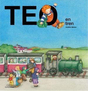 TEO EN TREN (NUEVO)