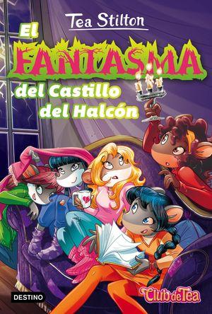 EL FANTASMA DEL CASTILLO DEL HALCÓN