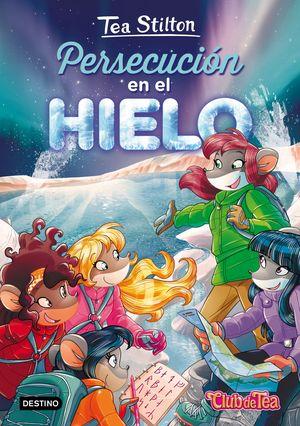 PERSECUCIÓN EN EL HIELO